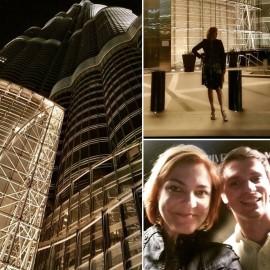 Блог певицы Берты. Путешествие в Дубай