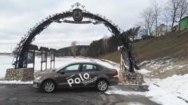 Проекты. Тест-драйв Volkwagen Polo Sedan