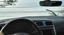 Проекты. Тест-драйв Volkswagen Polo Sedan