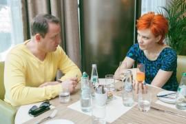 Проекты. Бранч с Бертой - Егор Хрусталев