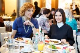 Проекты. Бранч с Бертой - певица Алеся