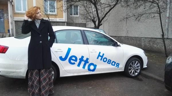 Проекты. Тест-драйв VW Jetta Highline TSI DSG